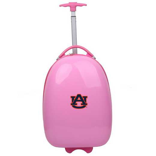 CLAUL601-PINK: NCAA Auburn Tigers Kids Luggage