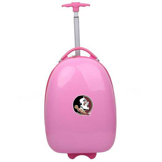 CLFSL601-PINK: NCAA Florida State Seminoles Kids Luggage