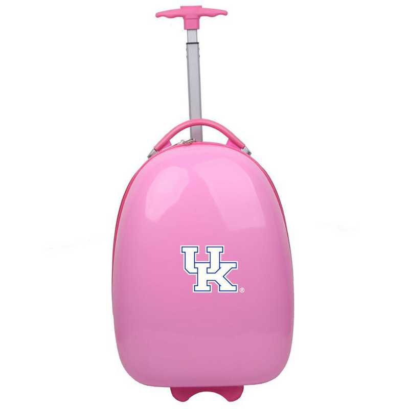 CLKYL601-PINK: NCAA Kentucky Wildcats Kids Luggage