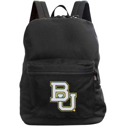 "CLBAL710-BLACK: 16"" Made in USA Premium Backpack"