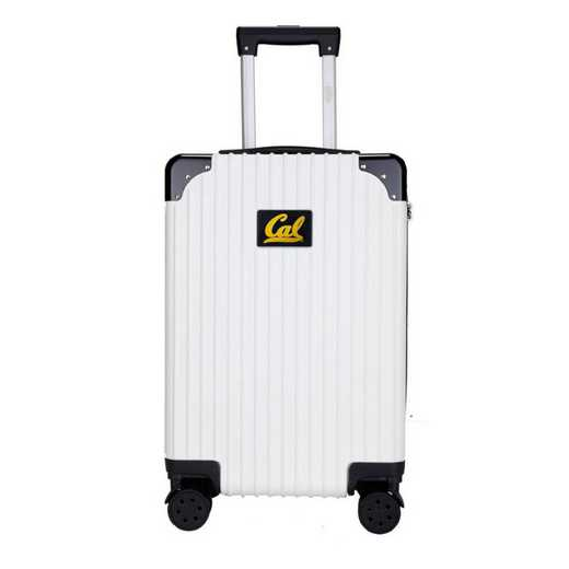 "CLCBL210-WHITE: California Bears Premium 21"" Carry-On Hardcase"