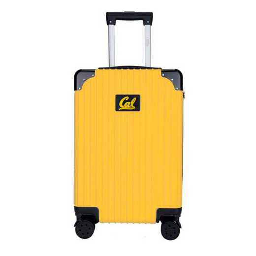 "CLCBL210-YELLOW: California Bears Premium 21"" Carry-On Hardcase"