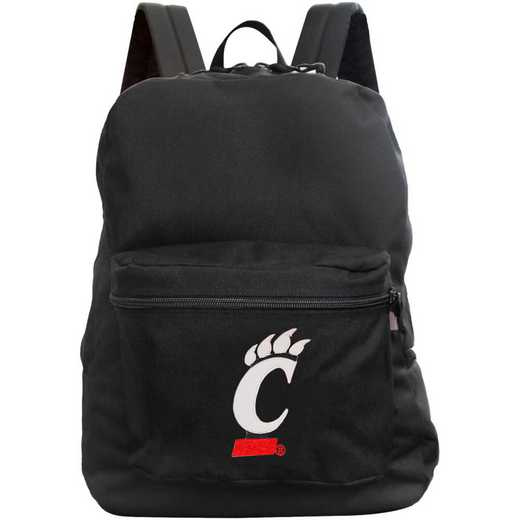 "CLCIL710-BLACK: 16"" Made in USA Premium Backpack"