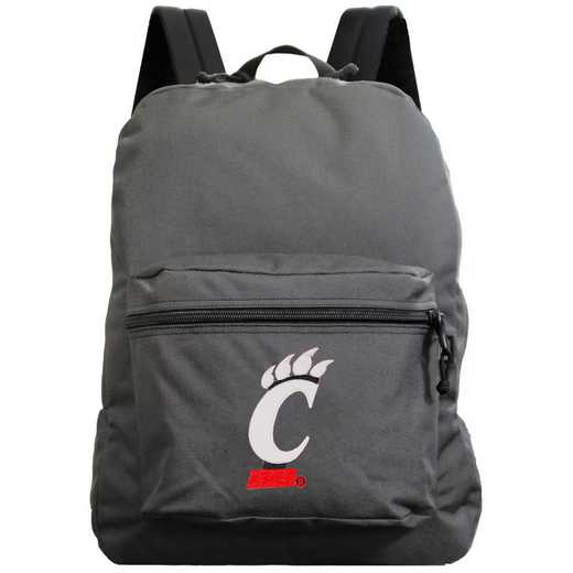 "CLCIL710-GRAY: 16"" Made in USA Premium Backpack"