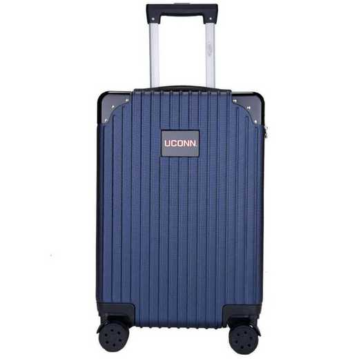 "CLCNL210-NAVY: Connecticut Huskies Premium 21"" Carry-On Hardcase"