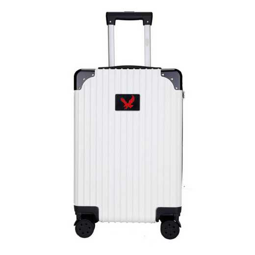 "CLEWL210-WHITE: Eastern Washington Eagles Premium 21"" Carry-On Hardcase"