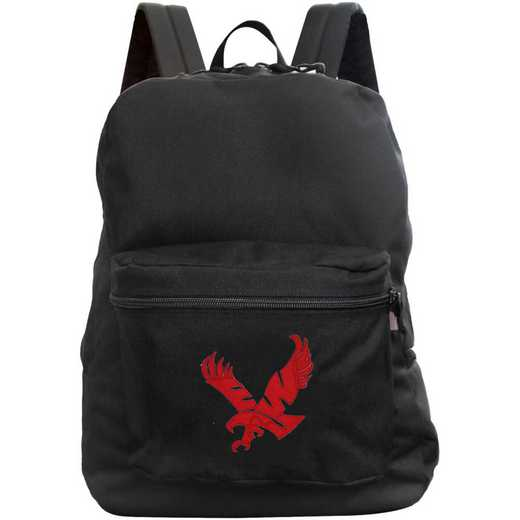 "CLEWL710-BLACK: 16"" Made in USA Premium Backpack"