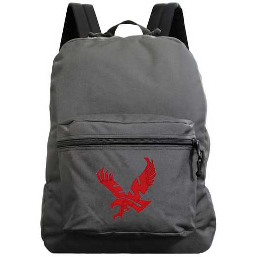 "CLEWL710-GRAY: 16"" Made in USA Premium Backpack"