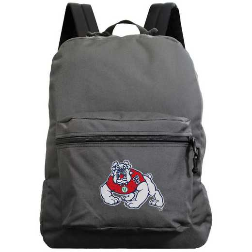 "CLFRL710-GRAY: 16"" Made in USA Premium Backpack"