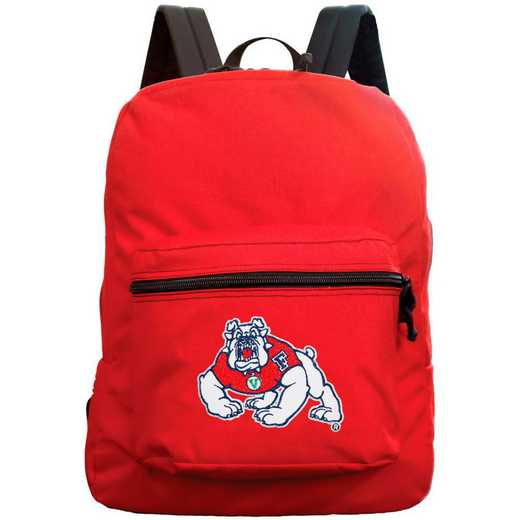 "CLFRL710-RED: 16"" Made in USA Premium Backpack"