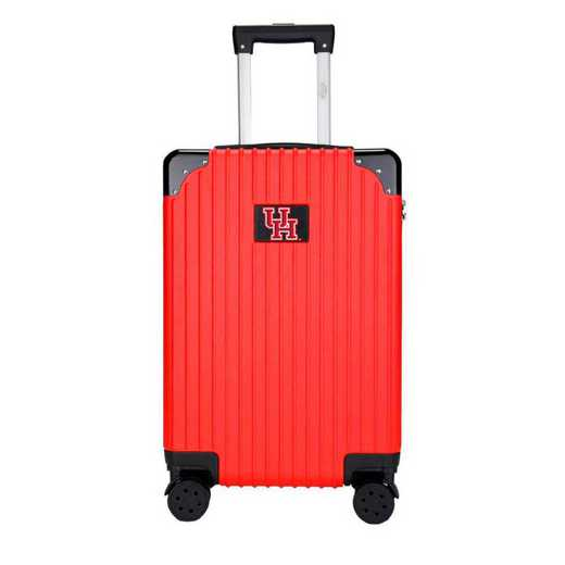 "CLHUL210-RED: Houston Cougars Premium 21"" Carry-On Hardcase"
