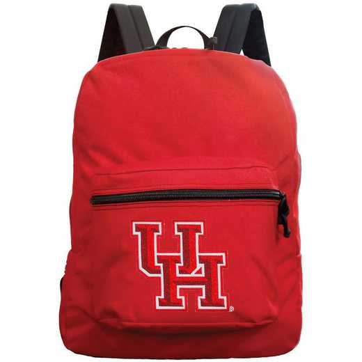 "CLHUL710-RED: 16"" Made in USA Premium Backpack"