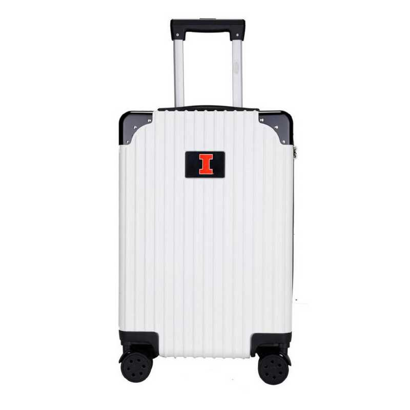 CLILL210-WHITE: Illinois Fighting Illini Premium 21