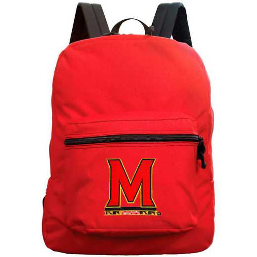 "CLMDL710-RED: 16"" Made in USA Premium Backpack"