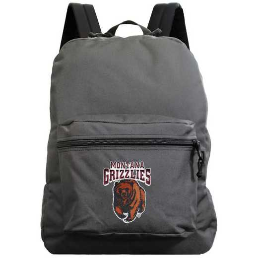 "CLMGL710-GRAY: 16"" Made in USA Premium Backpack"