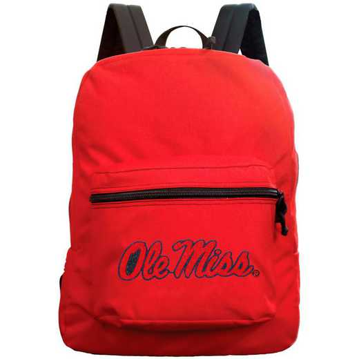 "CLMIL710-RED: 16"" Made in USA Premium Backpack"