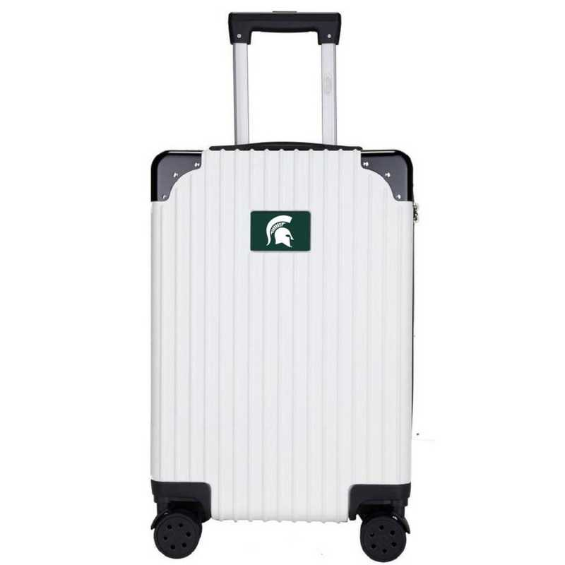CLMSL210-WHITE: Michigan State Spartans Premium 21