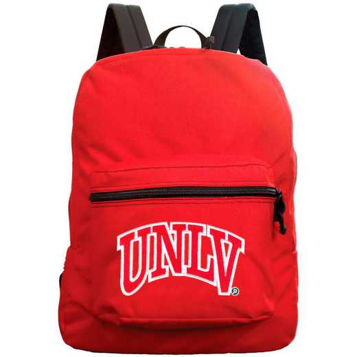 "CLNLL710-RED: 16"" Made in USA Premium Backpack"