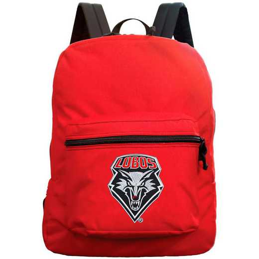 "CLNML710-RED: 16"" Made in USA Premium Backpack"