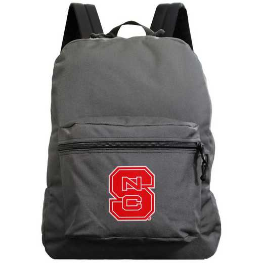 "CLNSL710-GRAY: 16"" Made in USA Premium Backpack"