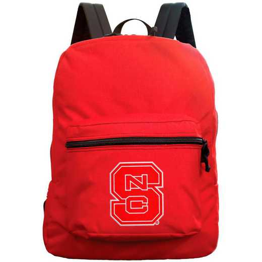 "CLNSL710-RED: 16"" Made in USA Premium Backpack"