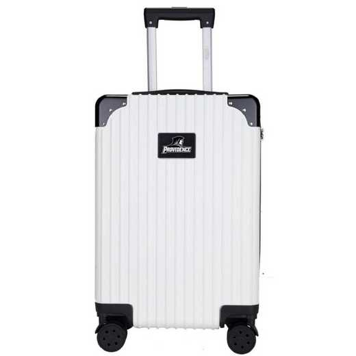 "CLPCL210-WHITE: Providence College Premium 21"" Carry-On Hardcase"