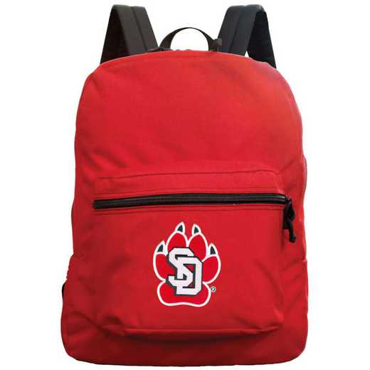 "CLSDL710-RED: 16"" Made in USA Premium Backpack"