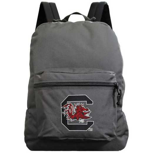 "CLSOL710-GRAY: 16"" Made in USA Premium Backpack"
