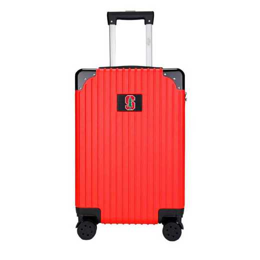"CLSUL210-RED: Stanford Cardinal Premium 21"" Carry-On Hardcase"