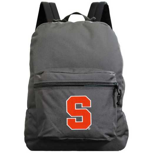 "CLSYL710-GRAY: 16"" Made in USA Premium Backpack"