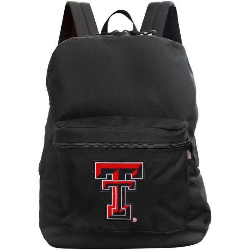 Set of 2 Texas Tech Red Raiders NCAA Soft Luggage Bag Tag