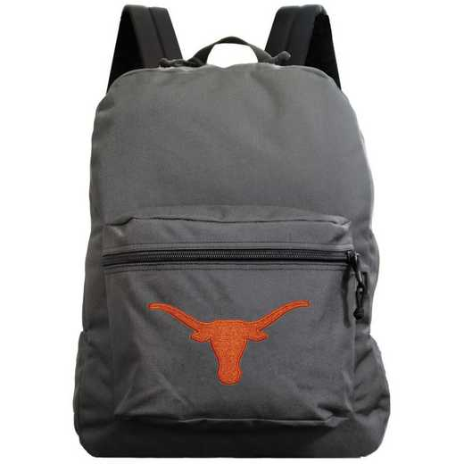 "CLTXL710-GRAY: 16"" Made in USA Premium Backpack"