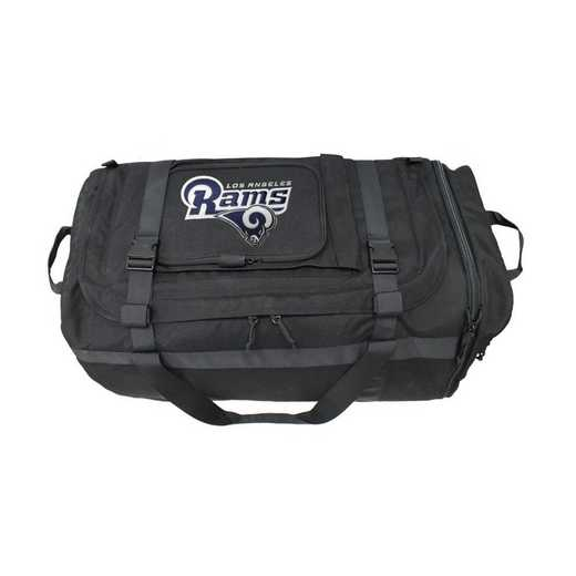 "NFLRL390: 30"" Made in USA Expandable Military Duffel"