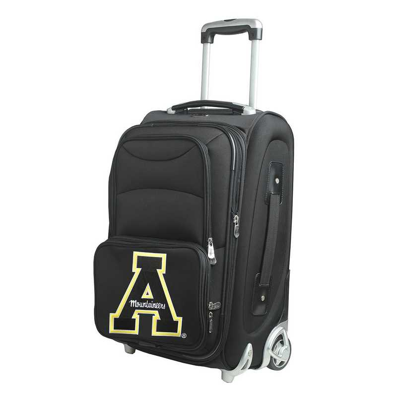 CLAPL203: NCAA Appalachian St Mountaineers  Carry-On  Rllng Sftsd Nyln