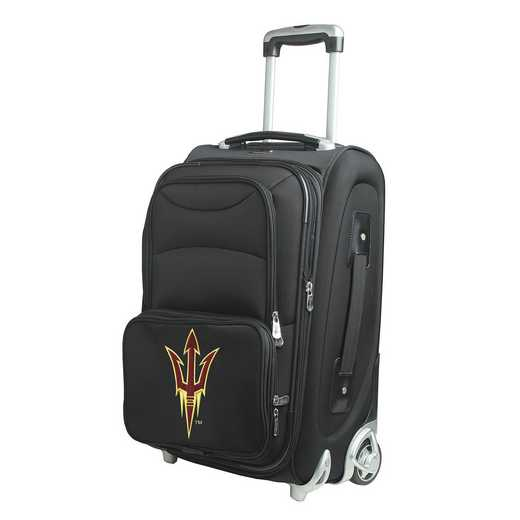 CLAZL203: NCAA Arizona St Sun Devils  Carry-On  Rllng Sftsd Nyln