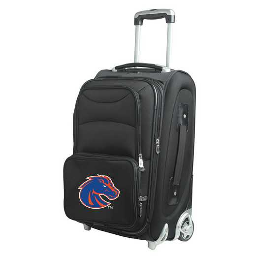 CLBSL203: NCAA Boise St Broncos  Carry-On  Rllng Sftsd Nyln