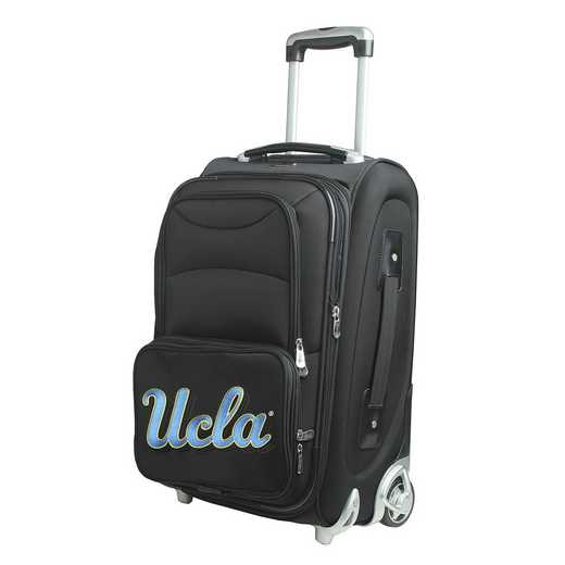 CLCAL203: NCAA UCLA Bruins  Carry-On  Rllng Sftsd Nyln