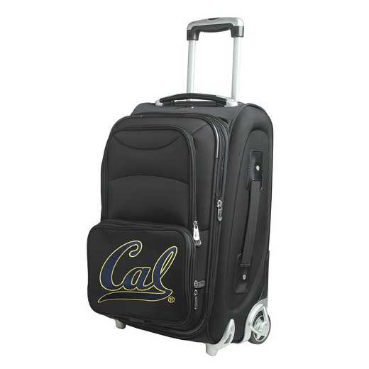 CLCBL203: NCAA California Bears  Carry-On  Rllng Sftsd Nyln