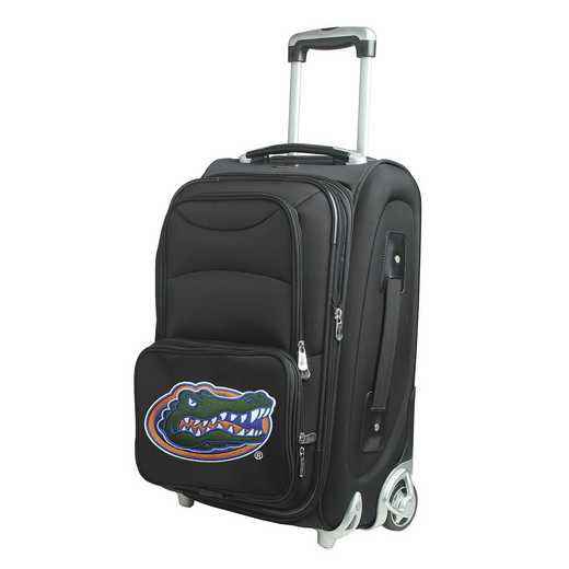 CLFLL203: NCAA Florida Gators  Carry-On  Rllng Sftsd Nyln