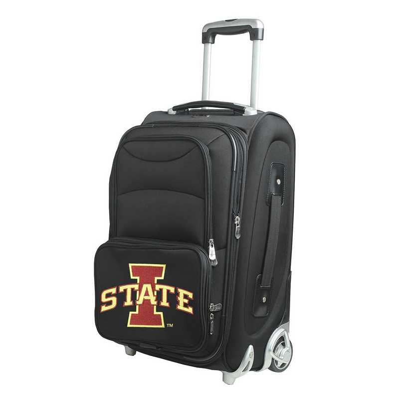 CLISL203: NCAA Iowa St Cyclones  Carry-On  Rllng Sftsd Nyln