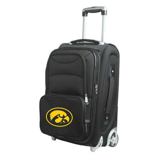 CLIWL203: NCAA Iowa Hawkeyes  Carry-On  Rllng Sftsd Nyln