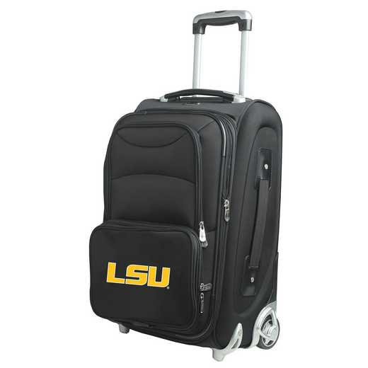 CLLSL203: NCAA Louisiana Tigers  Carry-On  Rllng Sftsd Nyln