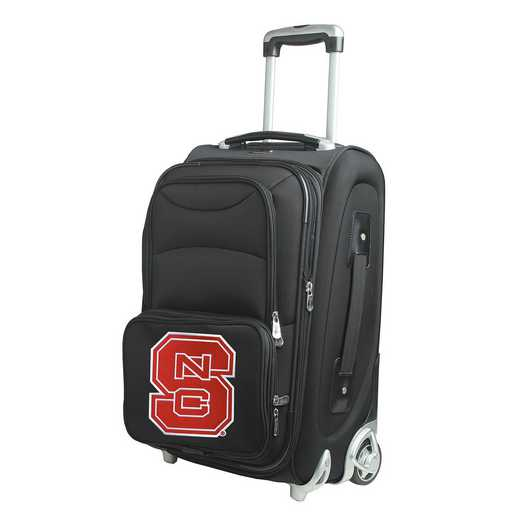 CLNSL203: NCAA NC St Wolfpack  Carry-On  Rllng Sftsd Nyln