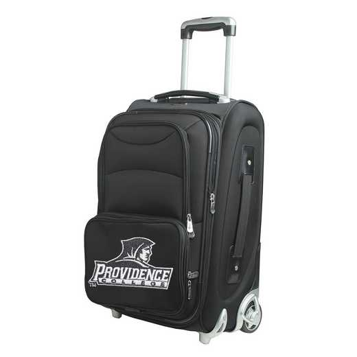 CLPCL203: NCAA Providence College  Carry-On  Rllng Sftsd Nyln