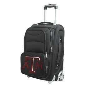 CLTAL203: NCAA Texas A&M Aggies  Carry-On  Rllng Sftsd Nyln