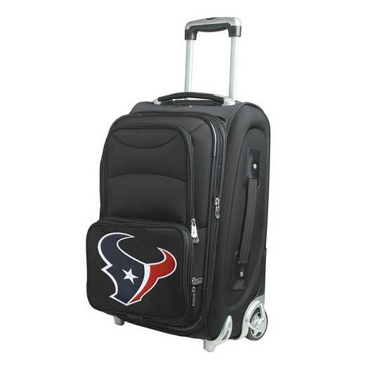 NFHTL203: NFL Houston Texans  Carry-On  Rllng Sftsd Nyln