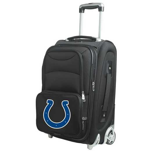 NFICL203: NFL Indianapolis Colts  Carry-On  Rllng Sftsd Nyln