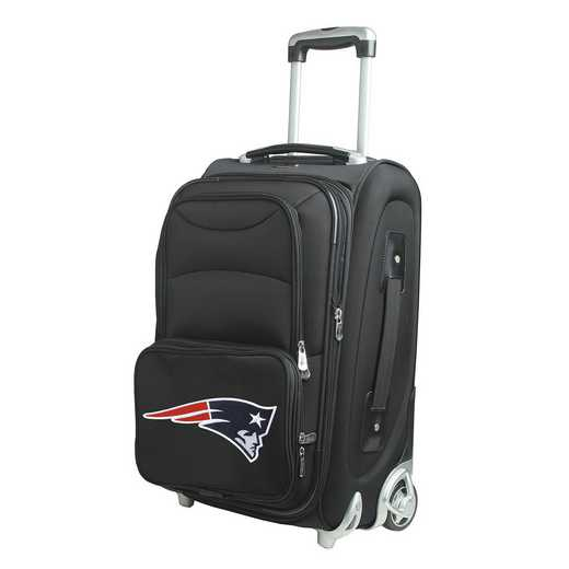NFNPL203: NFL New England Patriots  Carry-On  Rllng Sftsd Nyln