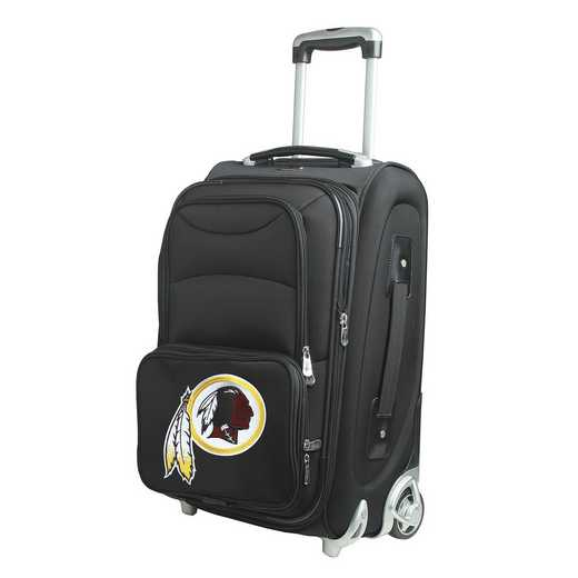 NFWRL203: NFL Washington Redskins  Carry-On  Rllng Sftsd Nyln