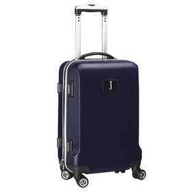 "INJJL204-NAVY: Initial Name Letter ""J"" Navy Luggage"